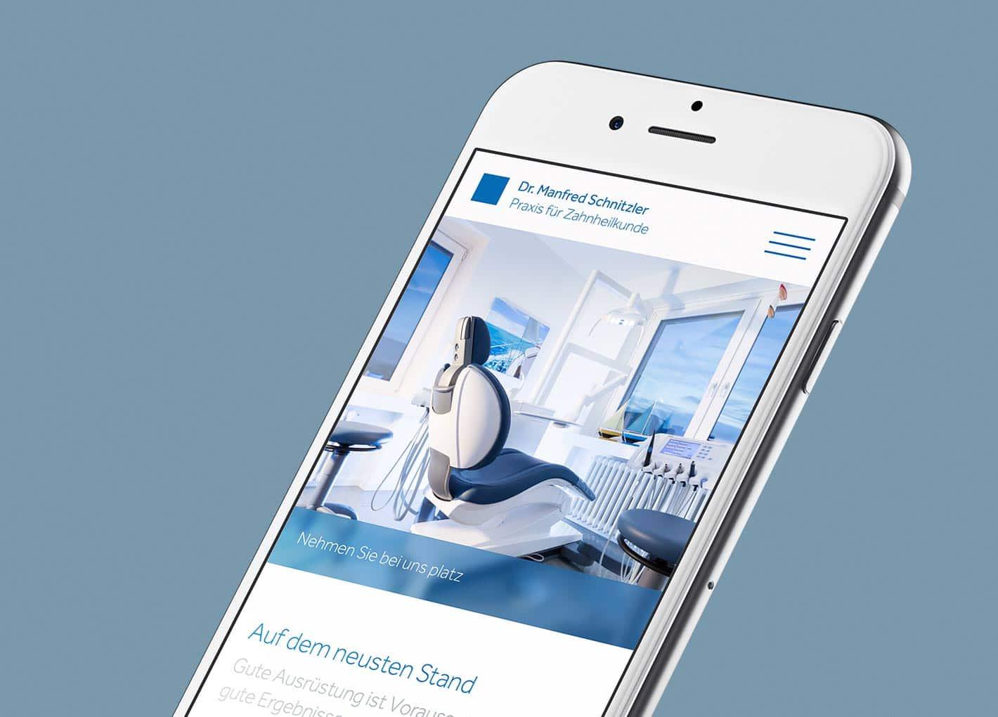 Website von Notthoff GmbH